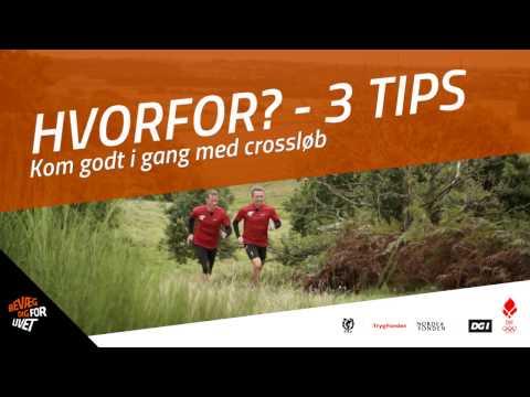 Crossløb - Derfor er crossløb fedt - 3 gode grunde til at dyrke crossløb fra DGI & DAF