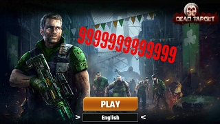 How To Hack Money&Gold For DEAD TARGET : Zombie Latest Version On Android  [100% Work]
