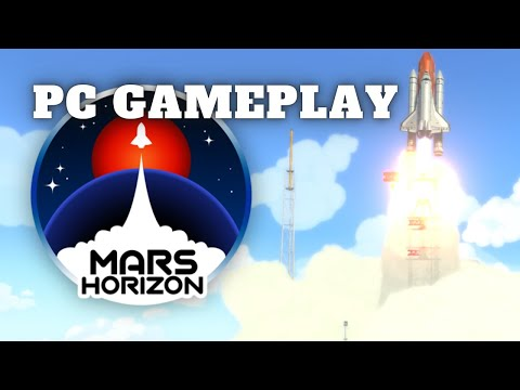 Mars Horizon | PC Gameplay |