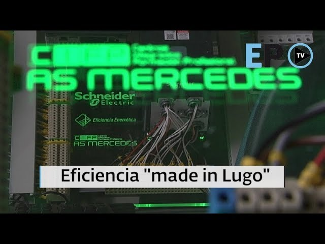 Eficiencia 'made in Lugo'