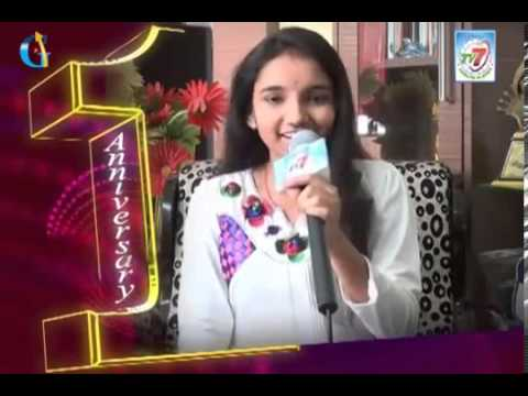 Tv7Health 1st anniversary wishes by Singer Nutana