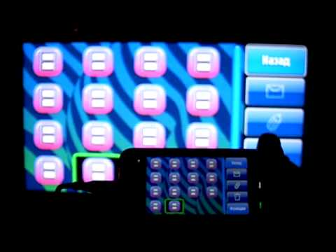 Nokia 5800 Vs Nokia 5530. ТВ-выход.