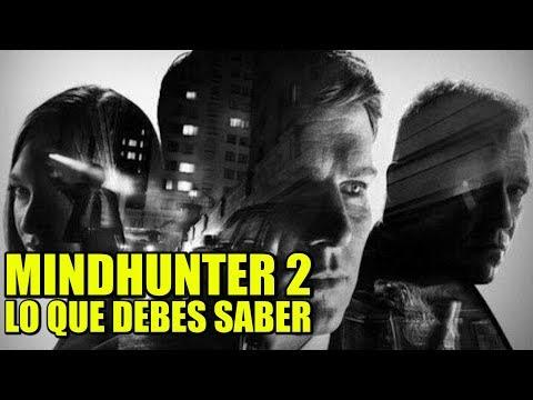 MINDHUNTER TEMPORADA 2 LO QUE DEBES SABER ANTES DE VERLA