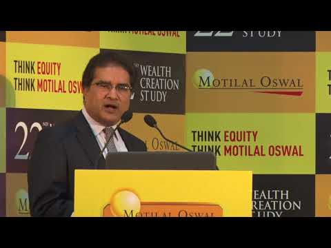 Motilal Oswal 22nd Wealth Creation Study by Raamdeo Agrawal