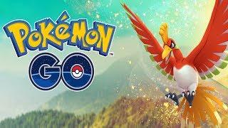 ¡ACTUALIZACIÓN OFICIAL HO-OH YA ESTÁ DISPONIBLE EN INCURSIONES LEGENDARIAS en Pokémon GO! [Keibron]