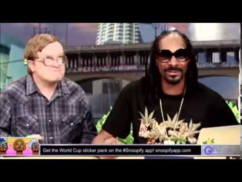 Bubbles and Snoop Dogg - Liquor and Whores TRAILER PARK BOYS GGN
