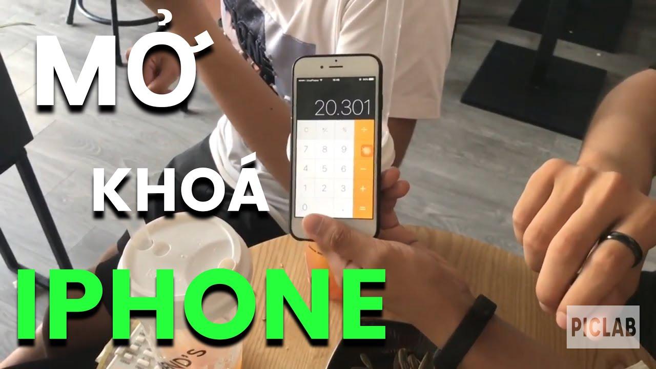 [Tut Magic] Hướng dẫn : Cách mở khoá mọi Iphone | Tuan MG