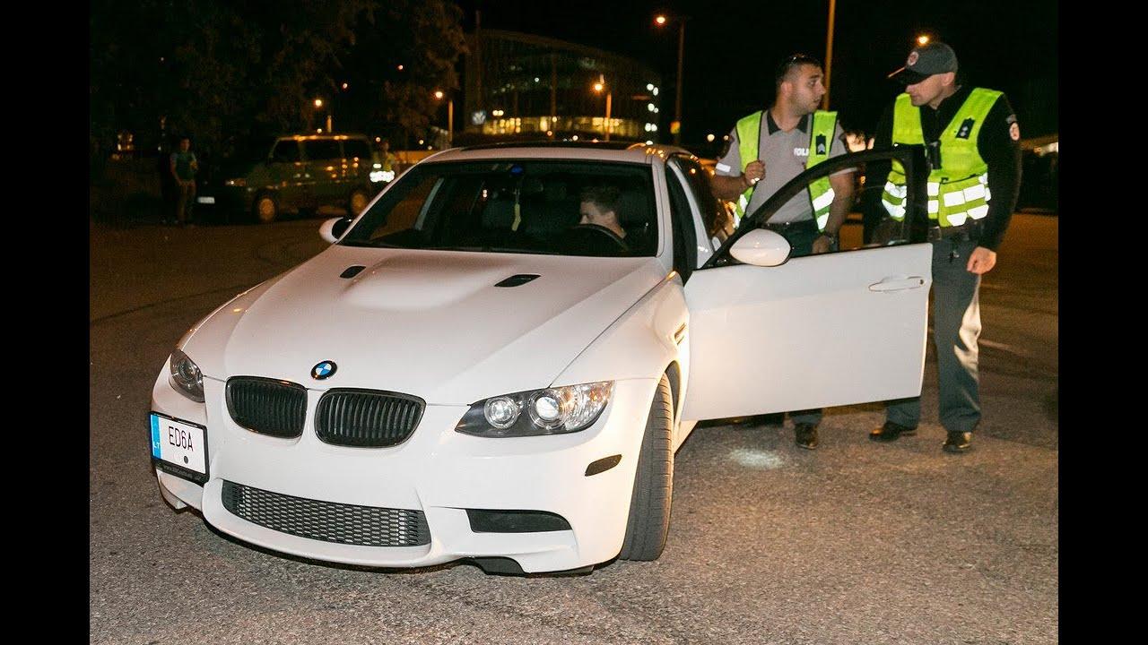 """Teises """"praganęs"""" sportinio """"BMW"""" vairuotojas: pinigai viską gali"""