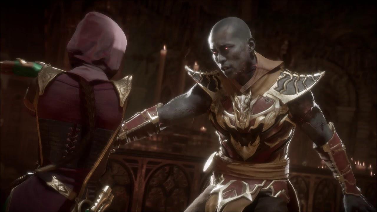 Mortal Kombat 11 Jade Pole Dance Fatality Youtube