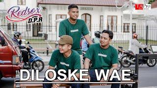 REDSOX D.P.R - Diloske Wae