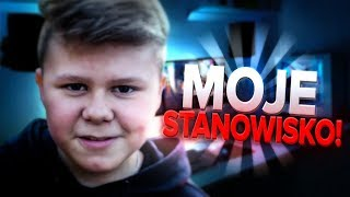 MOJE NOWE STANOWISKO KOMPUTEROWE! | MARCELEK