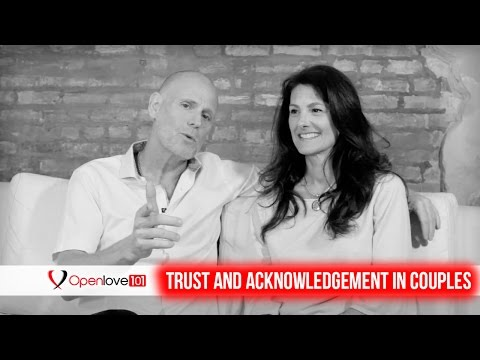 Trust and Acknowledgement in Swinger Couples