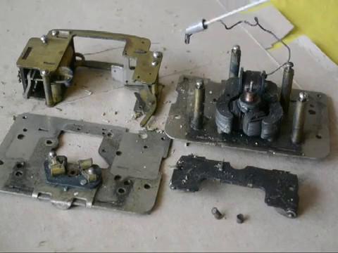 lionel 8e restore motor disassembly part 05 youtube. Black Bedroom Furniture Sets. Home Design Ideas