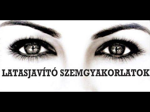 a látást javító szemedzés