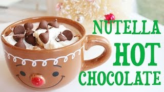 Best Nutella Hot Chocolate Recipe Thumbnail