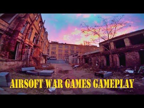 AIRSOFT GAMES GAMEPLAY [VIP] СТРАЙКБОЛ