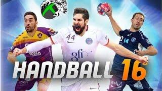 HANDBALL 16 XBOX 360 BARCELONA Vs PONTEVEDRA CONFERINDO O GAME