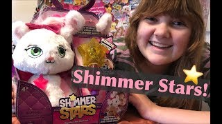 Decorating our NEW SHIMMER STARS Plush Pet Kitty Cat from KD TOYS – Unboxing & Review