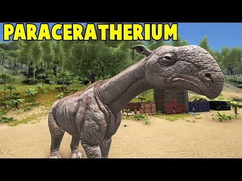 Paraceratherium: Ark Survival Evolved
