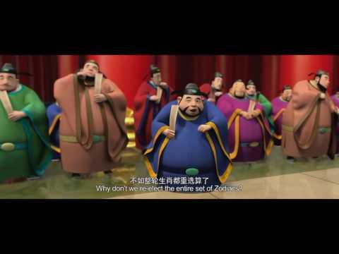 Truy Tìm Rồng Thần - hoat hinh 3d hài hước hay nhất thế giới thuyết minh full HD