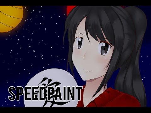 SpeedPaint : Ayano Aishi // Yandere Simulator