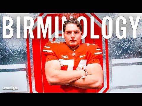 Ohio State: Luke Wypler focused on rehab, thrilled recruiting is behind him