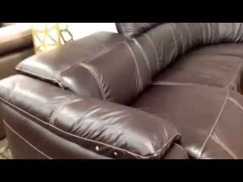 Massicio modular Electric reclining genuine leather corner group made by Natuzzi group. - YouTube & Massicio modular Electric reclining genuine leather corner group ... islam-shia.org