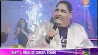 tongo canta baby de justin bieber