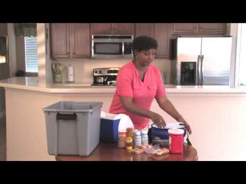 Disaster Supplies Kit - Diabetes