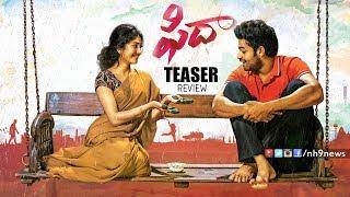 Fidaa Teaser Review - Varun Tej, Sai Pallavi | Sekhar Kammula | Dil Raju | NH9 News
