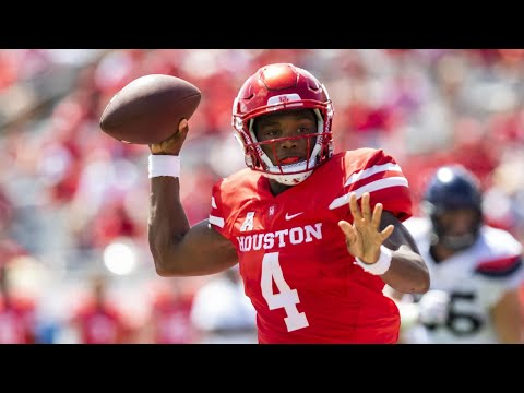 Houston's D'Eriq King: The perfect QB for the post-Kyler era