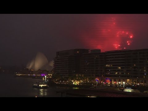 Australia kicks off Lunar New Year Festival