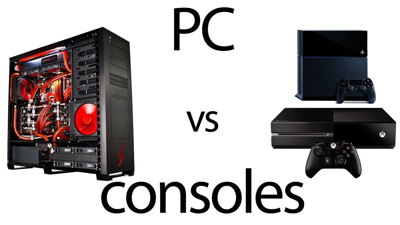 Personal Computers vs Console