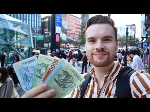 How Expensive is SEOUL, SOUTH KOREA? A Day of Budget Travel