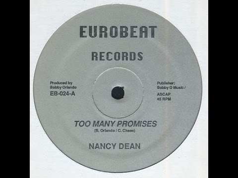 Nancy Dean - Too Many Promises