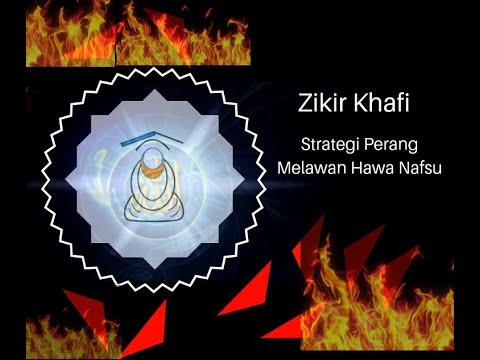 Zikir Khafi, Strategi Perang Melawan Hawa Nafsu