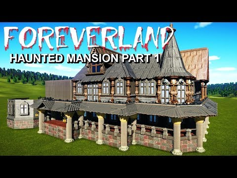 ForeverLand Halloween Special - Haunted Mansion 1/2