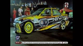 دوس بنزين - تامر بشير ولقاء مع المتسابق أمين عليوة من سباق