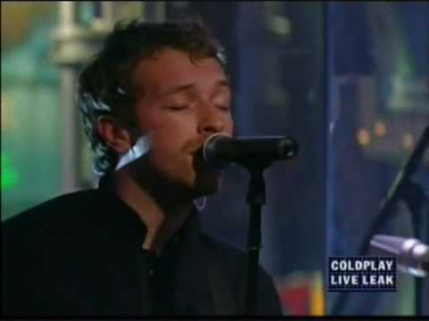 COLDPLAY - 'til kingdom come (live 2005)