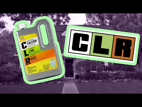 Cleaning A Toilet With Clr Youtube