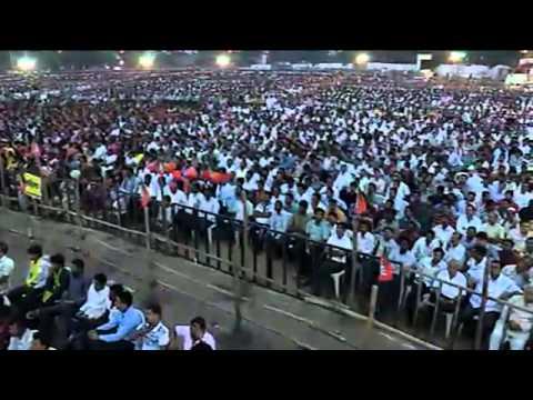 Shri Narendra Modi address rally in Nagpur, Maharashtra: 07.10.2014