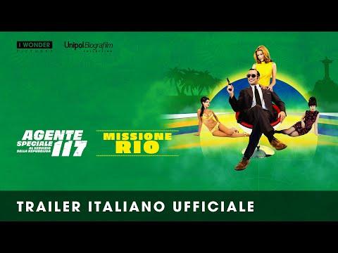 Agente Speciale 117 al servizio della Repubblica - MISSIONE RIO   Trailer Italiano Ufficiale HD