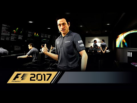 F1 2017 | CAREER TRAILER | Make History [US]