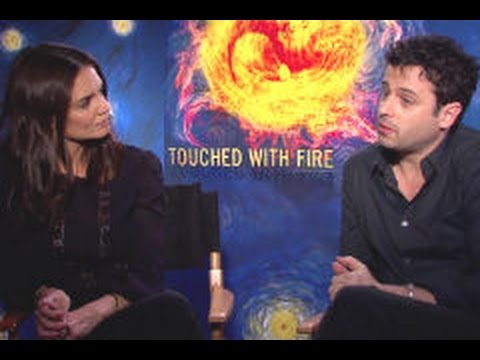 Katie Holmes & Luke Kirby: TOUCHED WITH FIRE