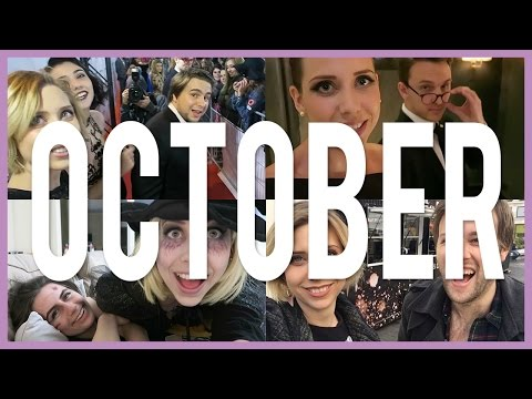 OCTOBER | Time of The Month 2016