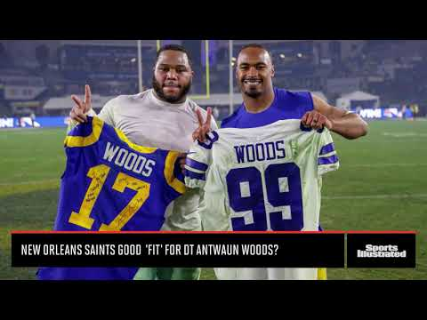 Report Reveals Which #NFL Team Should Sign Ex-#USC Star Antwaun Woods