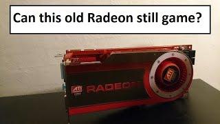 ATI RADEON 4870 VS GAMING