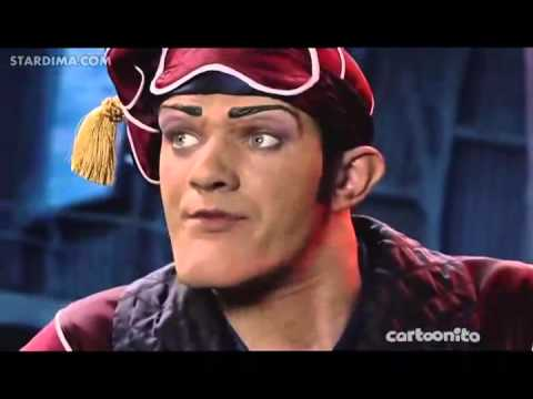 Lazytown time to learn hd