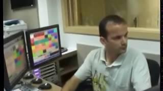 BASTIDORES DO SHOW DO ANTONIO CARLOS E EQUIPE - RÁDIO GLOBO - Para alunos do SENAC/RJ