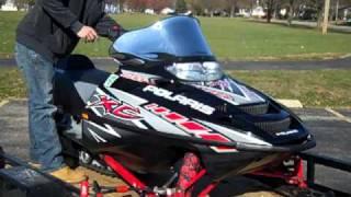 2005 Polaris 600 XC/SP snowmobile for sale